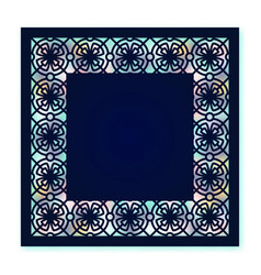 template for laser cutting can be used as vector image vector image