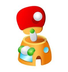 icon pingpong vector image vector image
