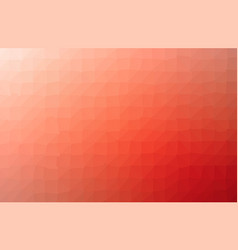 abstract red polygon geometric background low vector image