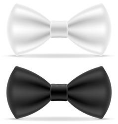 bow tie 01 vector image