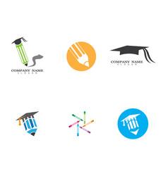 Education symbol vector