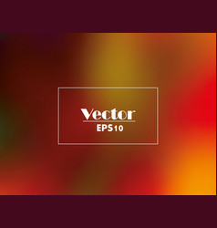 Red and yellow gradient background vector