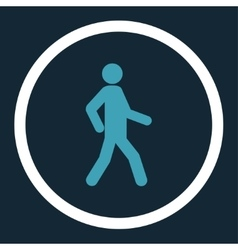 Walking icon vector