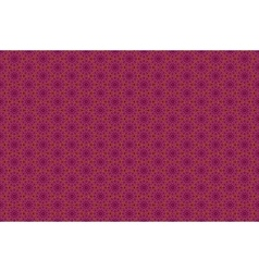 ornate seamless border in Eastern style on vector image