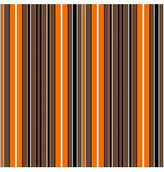 halloween stripe seamless pattern vector image