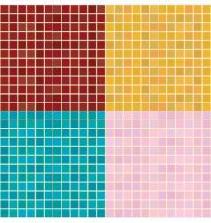 small tiles green multi vector image