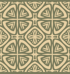 vintage ornamental seamless vector image