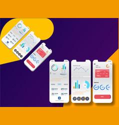 Wallet-app vector