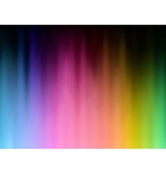 Abstract spectrum background vector image vector image