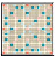Board game erudition biggest scrabble vector