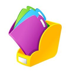 icon files vector image