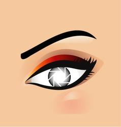 Photographic Eye vector