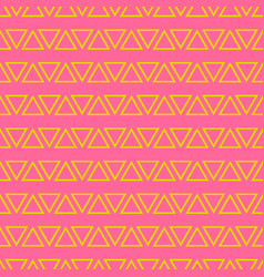 tile neon pattern or website background vector image