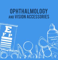 Optics and visual acuity vector
