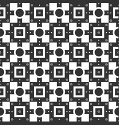 seamless pattern template background pattern vector image