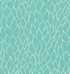 Abstract leafs seamless pattern vector