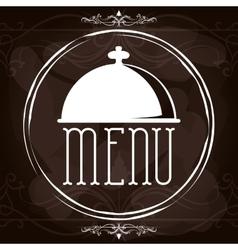Menu and restaurant icons design vector