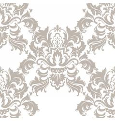 Classic luxury victorian pattern vector