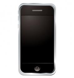techno phone vector image vector image
