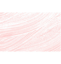 grunge texture distress pink rough trace glamoro vector image