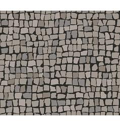 paving stones vector image