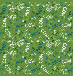 Moscow creative pattern vector