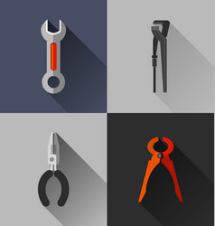 tool equipment icon vector image vector image