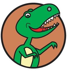 T rex vector
