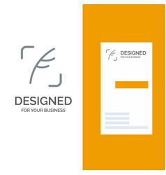 Twitter feather bird social grey logo design and vector