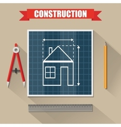 Architectural Construction Building vector image