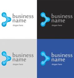 logo Innovative Technologies vector image