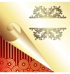 background decorative vector image vector image