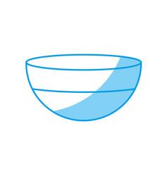 Bowl icon image vector