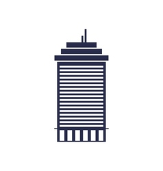 Business center symbol vector