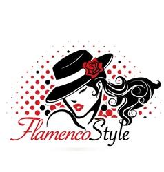Flamenco Concept vector image