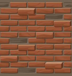Old brick wall texture seamless vector