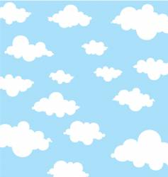 Sky seamless vector