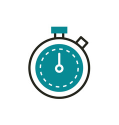 speed optimization web development icon line and vector image