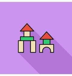Building block vector