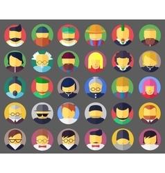 face icon vector image
