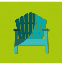Chair icon design vector