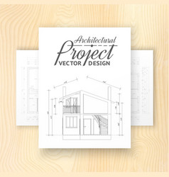 House design vector