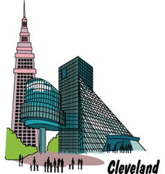 Cleveland vector