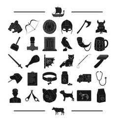 medicine history tourism and other web icon in vector image