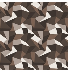 Seamless pattern with multi-colored vector image vector image