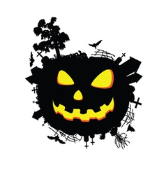 halloween sweet and funny vector image