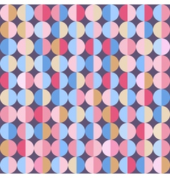 Geometric abstract background with colorful vector image