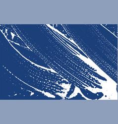 grunge texture distress indigo rough trace energ vector image