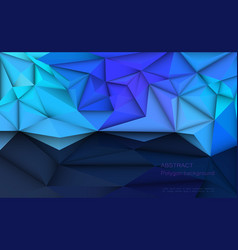 3d geometric polygon line triangle pattern shape vector