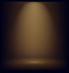 Black background for presentation vector